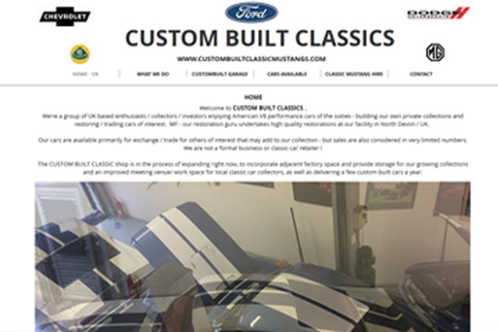 Custom built Classics