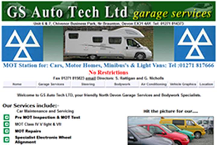 G-S Autotech Ltd