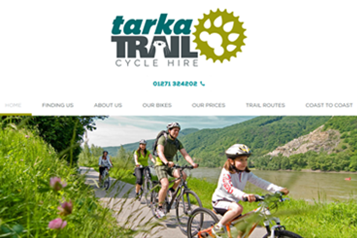 Tarka Trail Cycle Hire