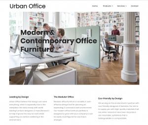 Urban Office - modern & contemporary office furniture